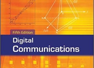Digital Communications By John Proakis,‎ Masoud Salehi – PDF Free Download