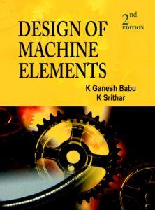 ME6503 Design of Machine Elements (DME)