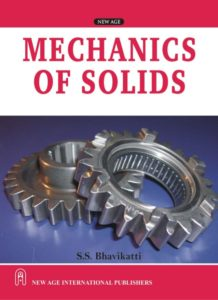 ECHANICS OF SOLIDS BY S.S. BHAVIKATTI