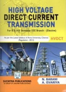 EE6010 High Voltage Direct Current Transmission