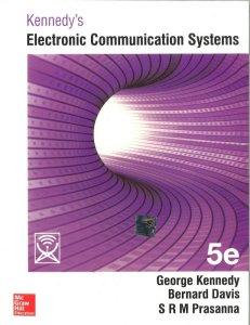 Electronic Communication Systems By George Kennedy, Bernard Davis – PDF Free Download