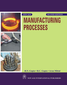 Manufacturing Technology Text Book Pdf