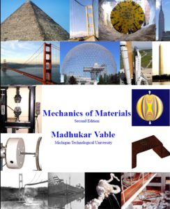 MECHANICS OF MATERIALS BY MADHUKAR VABLE