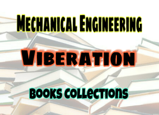 Engineering Vibration Standard Books – PDF Free Download