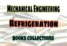 Refrigeration And Air Conditioning Books