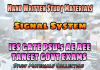Signals System Handwritten IES GATE PSU's TANCET & GOVT Exams Study Material For Electrical Engineering & Electronics Communication Engineering – PDF Free Download