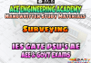 Surveying Ace Academy AE AEE National & State Level Exams Handwritten Notes