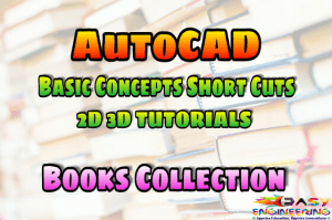 [PDF] AutoCAD Books Collection Free Download