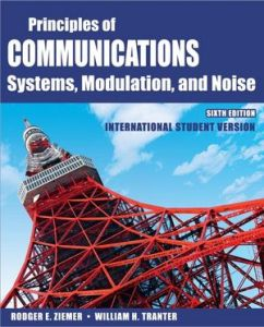 Principles of Communications By Rodger E. Ziemer,‎ William H. Tranter – PDF Free Download