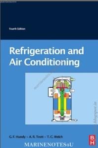 REFRIGERATION AND AIR-CONDITIONING, FOURTH EDITION BYG F HUNDY,A. R. TROTT,T C WELCH