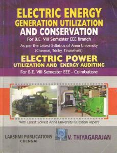 PDF  EE6801 Electrical Energy Generation  Utilization and         and Conservation  EEGUC  Books  Lecture Notes  2marks with answers   Important Part B 16marks Questions  Question Bank   Syllabus      EasyEngineering