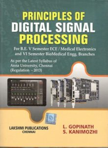 PDF] EC6502 Principles of Digital Signal Processing (PDSP) Books