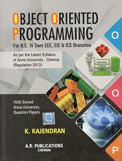 Object Oriented Programming Books Pdf