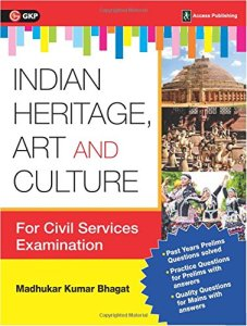 [PDF] Indian Heritage, Art and Culture By Madhukar Kumar Bhagat Book Free Download
