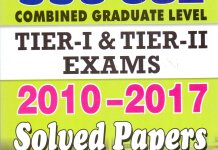 [PDF] Kiran's SSC CGL Tier I & Tier II Exam 2010 - 2017 Solved Papers By Kiran Prakashan,‎ Pratiyogita Kiran,‎ KICX Book Free Download