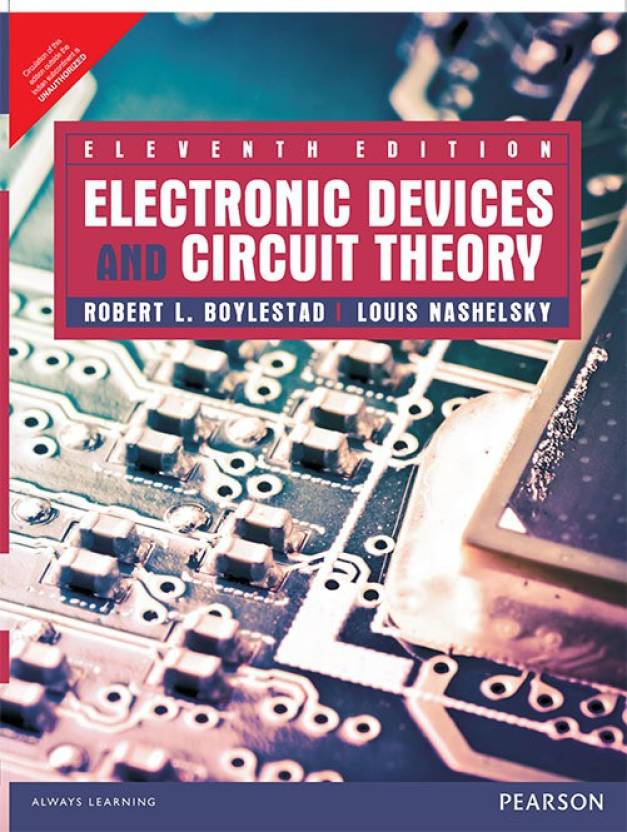 Electronic Devices and Circuit Theory 9th Edition