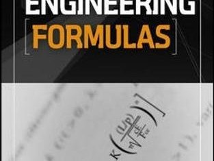 Civil Engineering Formulas By Tyler G. Hicks