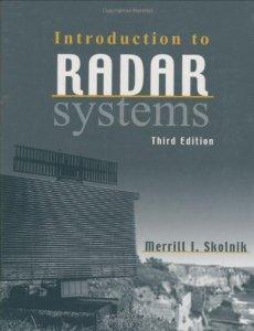 Introduction to Radar Systems By Merrill Skolnik