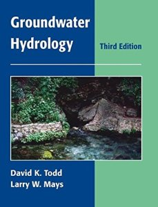 Groundwater Hydrology By David Keith Todd