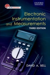 Electronic Instrumentation and Measurements By David A. Bell