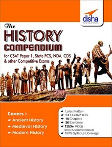 The History Compendium By Disha Experts