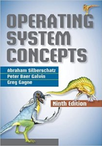 Operating System Concept By Abraham Silberschatz