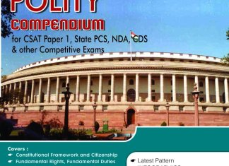 The Polity Compendium By Disha Experts