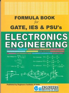 Electronics Engineering Formula Book For GATE,IES &PSU'S By R.K.Rajesh