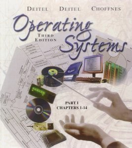 Operating Systems By Harvey M. Deitel