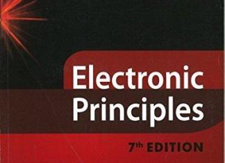 Electronic Principles By Albert P. Malvino, David J. Bates Book