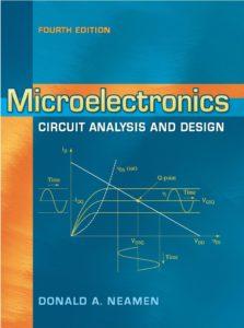 pdf] microelectronics circuit analysis and design by donald neamenmicroelectronics circuit analysis and design by donald neamen book