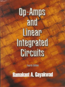 Op-amps and Linear Integrated Circuit Technology By Ramakant