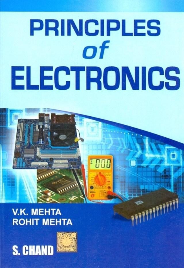Pdf Principles Of Electronics By V K Mehta Rohit Mehta Book Free Download Easyengineering