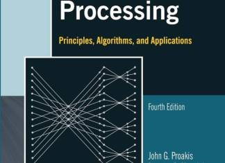 Digital Signal Processing: Principles, Algorithms, and Applications By John G. Proakis