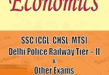 Economics By Gaurav Kumar Singh