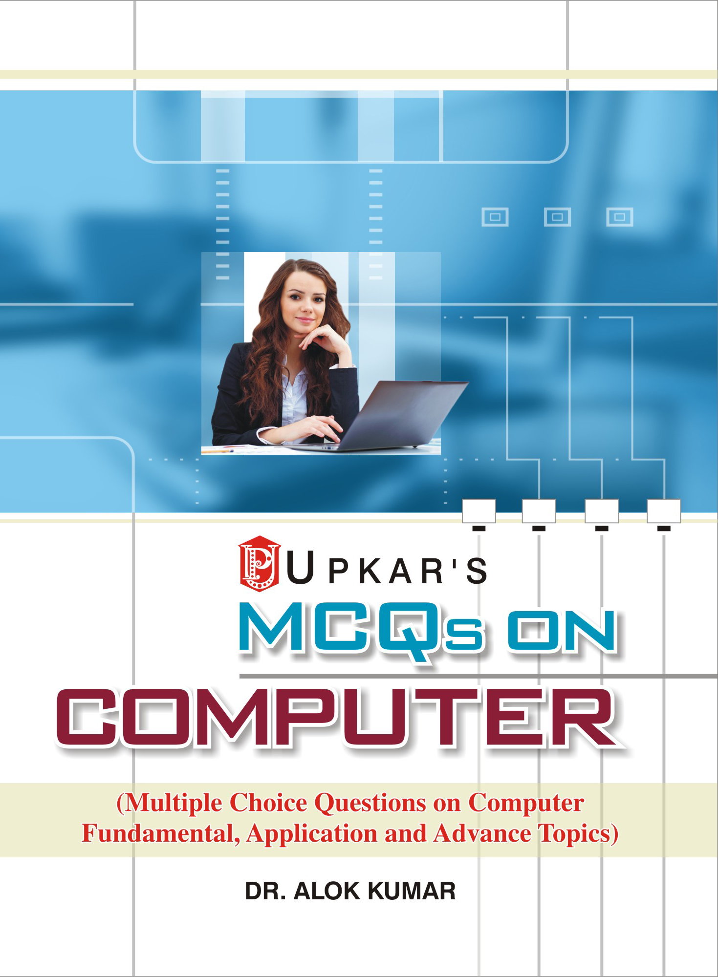 PDF] MCQs on Computer By Dr  Alok Kumar (Upkar's) Book Free Download
