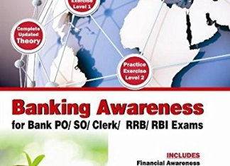 Banking Awareness for SBI/IBPS Bank Clerk/PO/SO/RRB & RBI Exams By Disha Experts