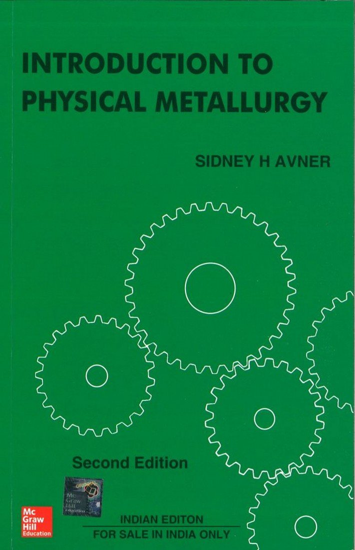 Introduction To Physical Metallurgy By Avner Pdf