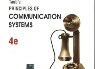 Principles of Communication Systems By Herbert Taub