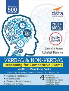 Verbal & Non-Verbal Reasoning for Competitive Exams