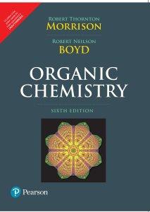 Organic Chemistry By Robert T. Morrison