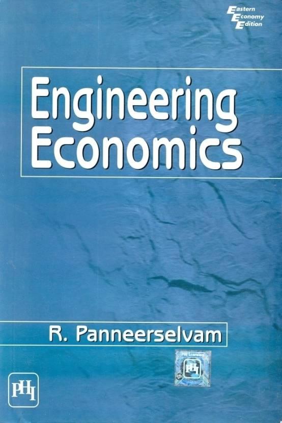 Pdf Engineering Economics By R Panneerselvam Book Free Download Easyengineering
