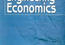 Engineering Economics By R. Panneerselvam