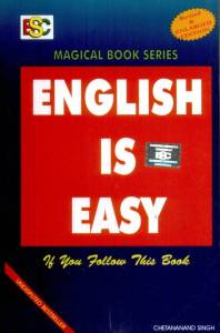 English is Easy - Magical Book Series By Chetananand Singh