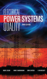 Electrical Power Systems Quality By Roger C. Dugan, Mark F. F. Mcgranaghan