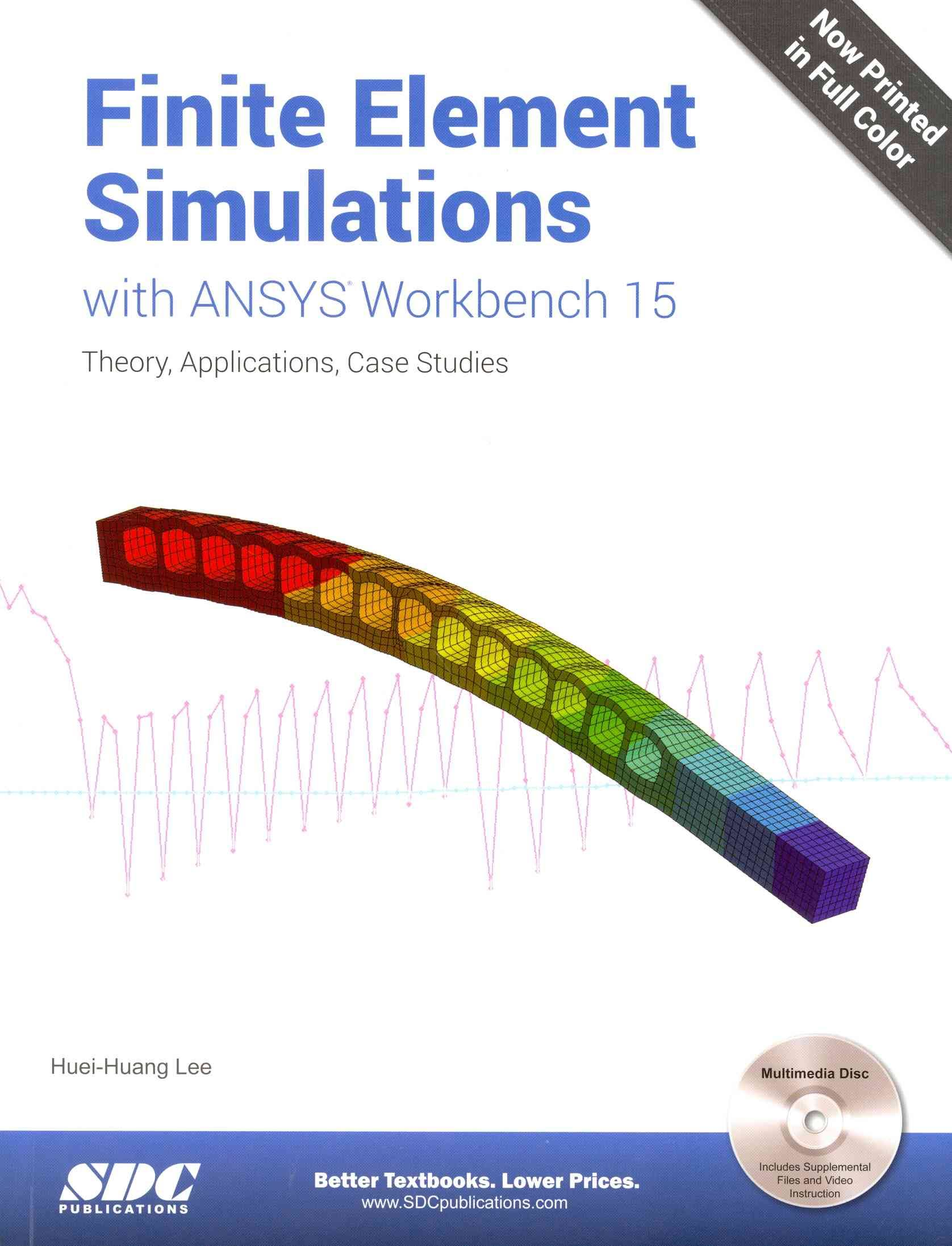 PDF] Finite Element Simulations with ANSYS Workbench By Huei