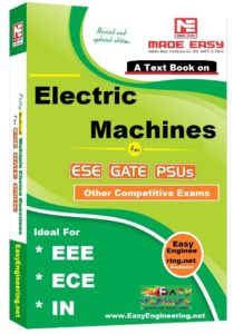 Electric Machines EasyEngineering Team Study Materials for GATE IES PSUs