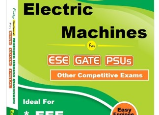 Electric Machines Made Easy Study Materials for GATE IES PSUs