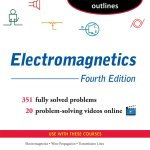 Schaum's Outline of Electromagnetics By Joseph Edminister, Mahmood Nahvi