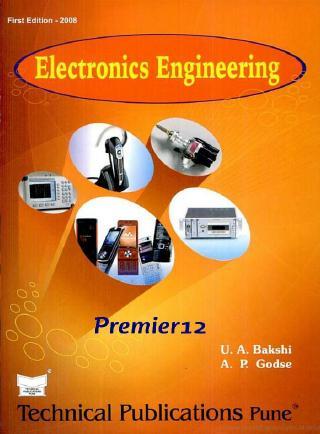 Electronics Engineering By A.P.Godse, U.A.Bakshi